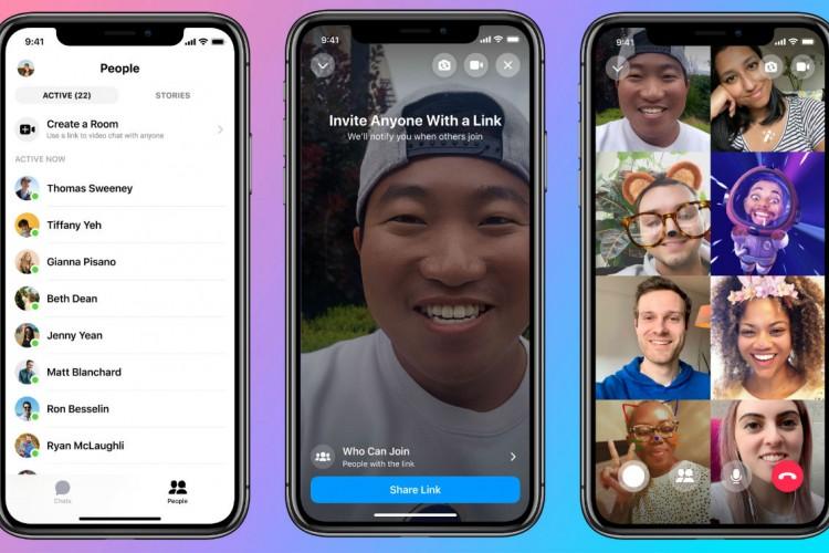Saingi Zoom, WhatsApp Sediakan Fitur Video Call Hingga 50 Orang |  inikepri.com
