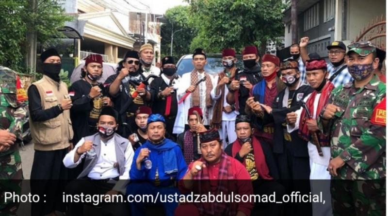 Ustadz Abdul Somad dan Jawara Betawi
