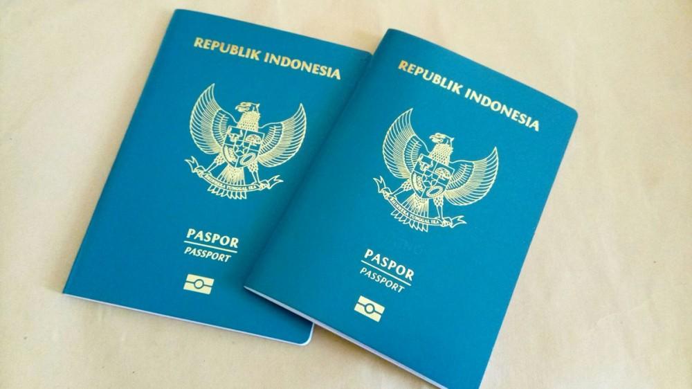Paspor Indonesia (ist)
