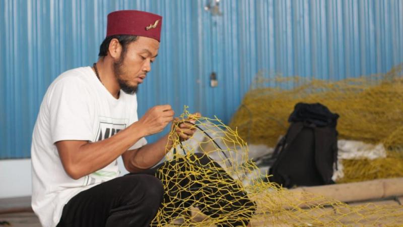 KKP melatih nelayan Natuna (ist)