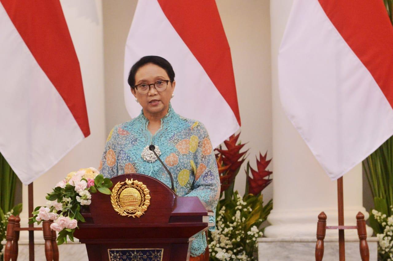 Menteri Luar Negeri, Retno Marsudi (ist)