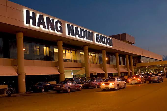 Bandara Hang Nadim (ist)