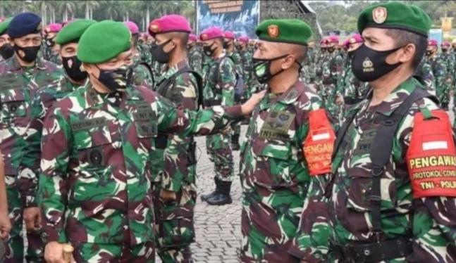 Mayjen TNI DA (Kodam Jaya)