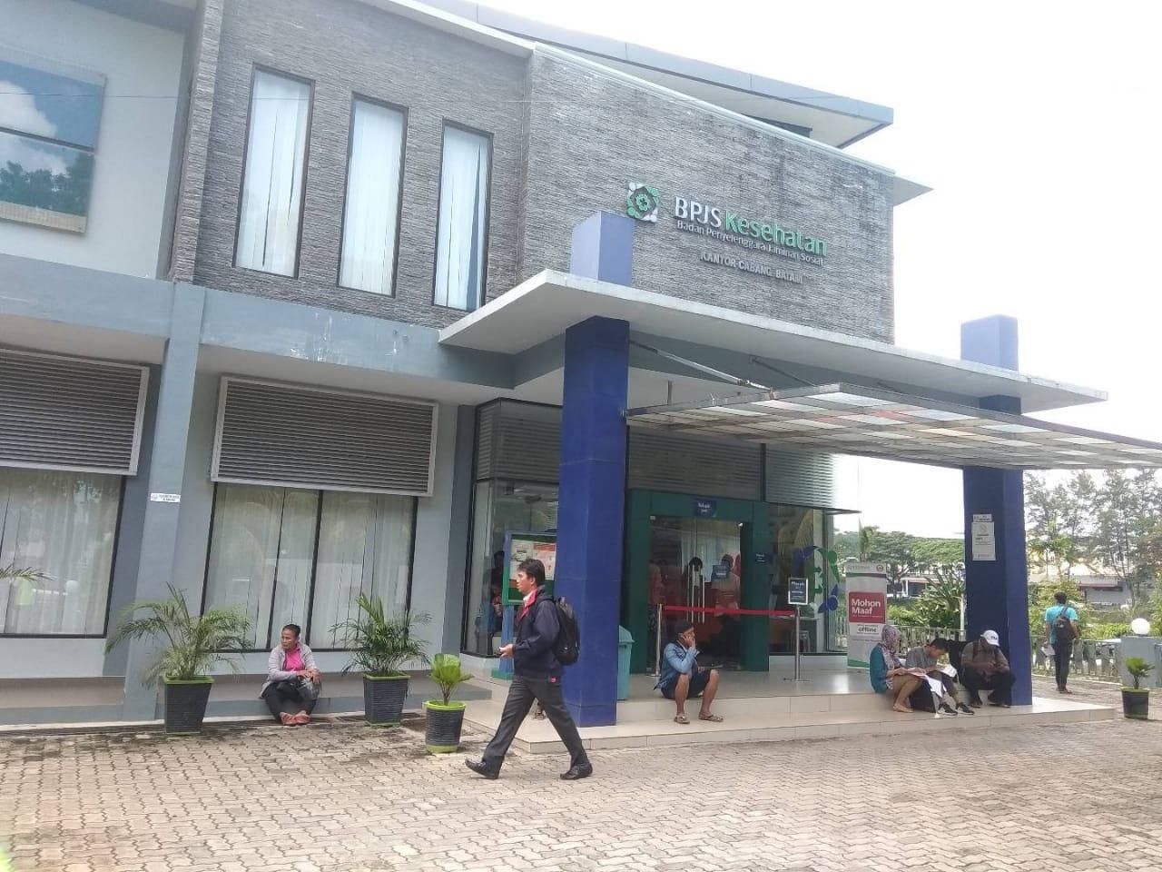 Kantor BPJS Kesehatan Cabang Batam. (IS/inikepri.com)
