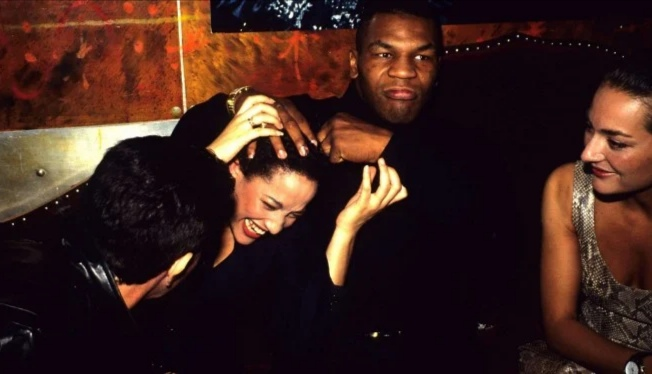 Mike Tyson (Foc Kan/Wilermage)
