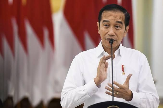 Presiden Joko Widodo (ist)