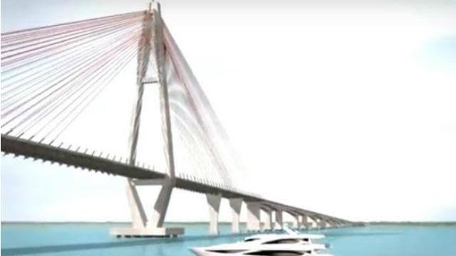Ilustrasi Jembatan Batam-Bintan (ist)