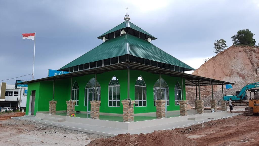 Masjid An-Nadhlah (inikepri.com)