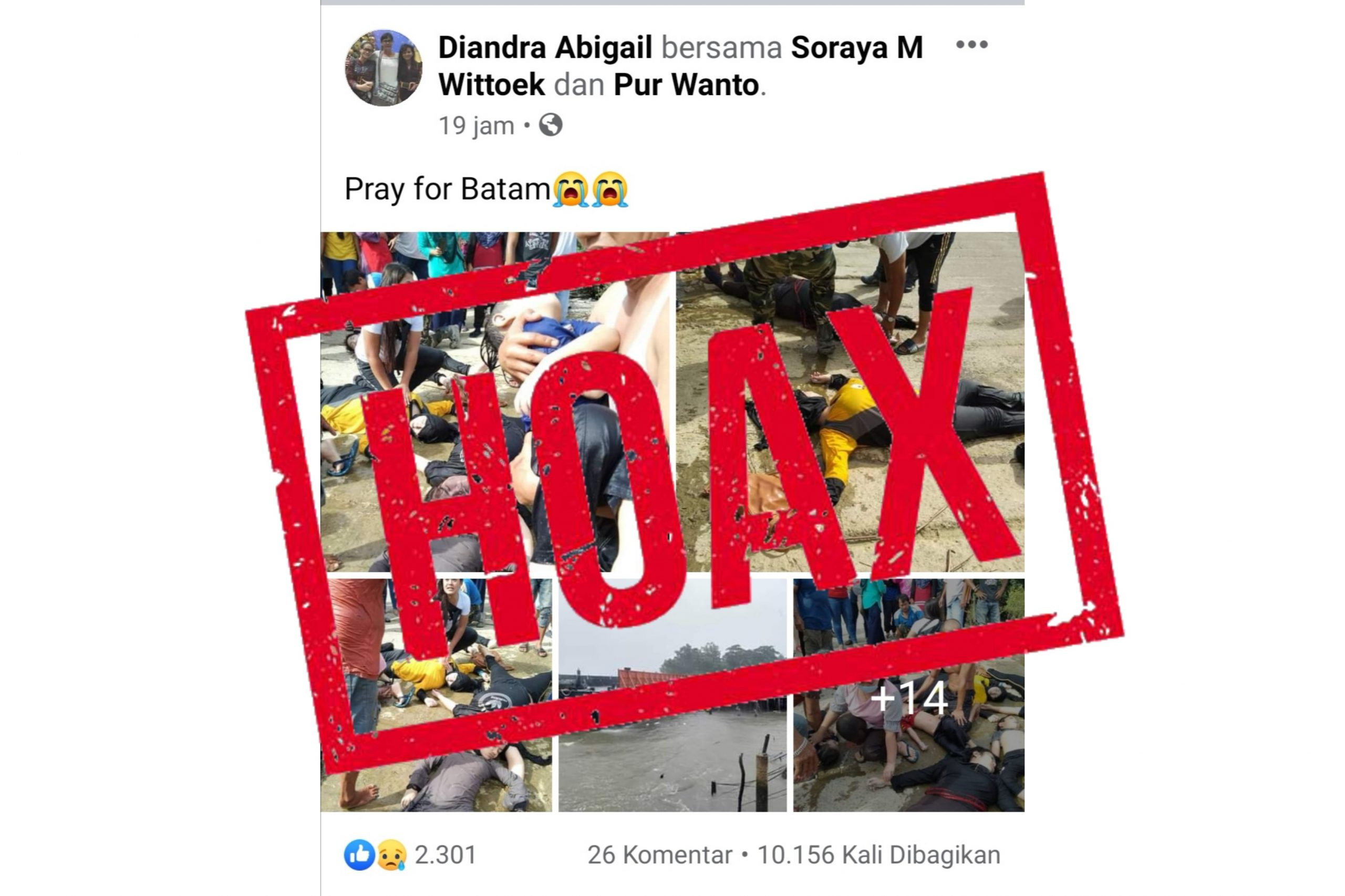 (Facebook Diandra Abigail)