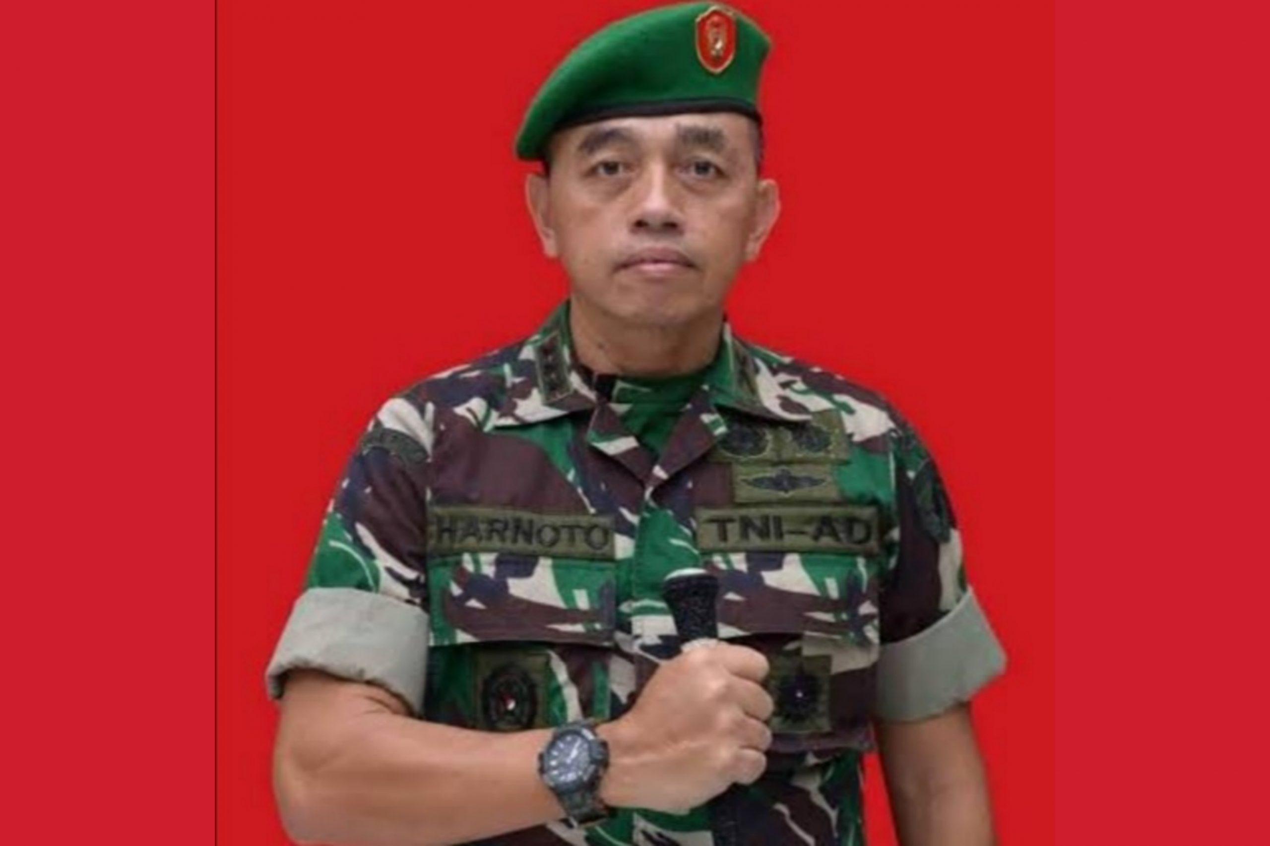 Brigjen (TNI) Harnoto (ist)