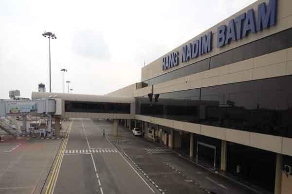 Bandara Hang Nadim (Bisnis.com)