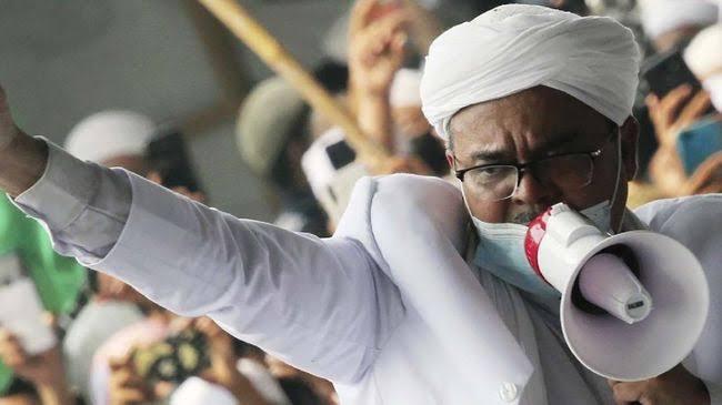 Rizieq Shihab (AFP/FAJRIN RAHARJO)