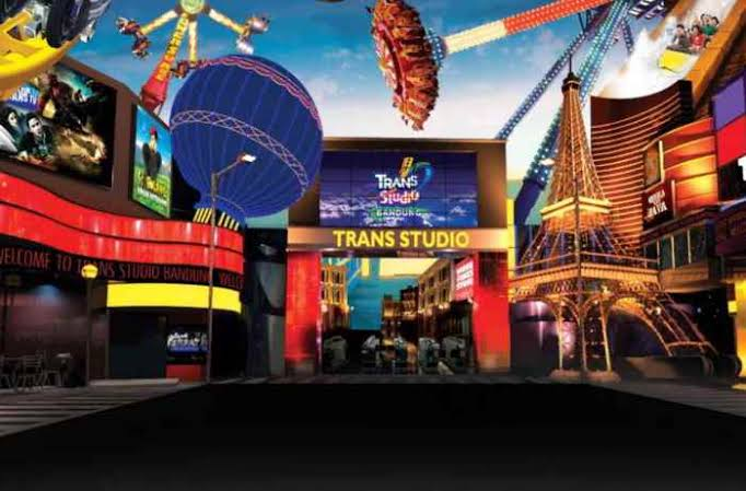 Trans Studio Bandung (ist)