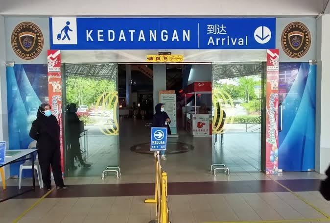 Pelabuhan Batam Center (ist)