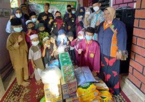DPD GERAM ( Generasi Anak Melayu ) Kepri Bersatu Kota Batam Berbagi Ke Yayasan Himmatun Ayat