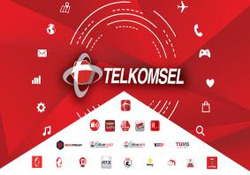 Telkomsel (instagram)