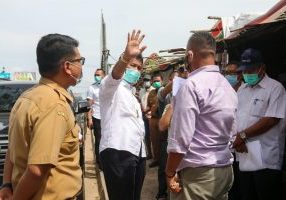 Wali Kota Batam, Muhammad Rudi (ist)